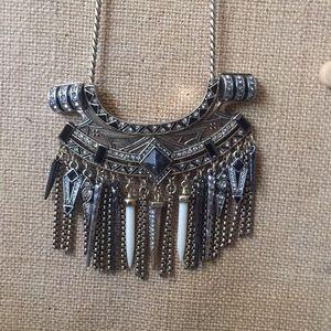 Amulet Statement Convertible Necklace